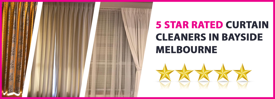 curtain cleaning bayside melbourne