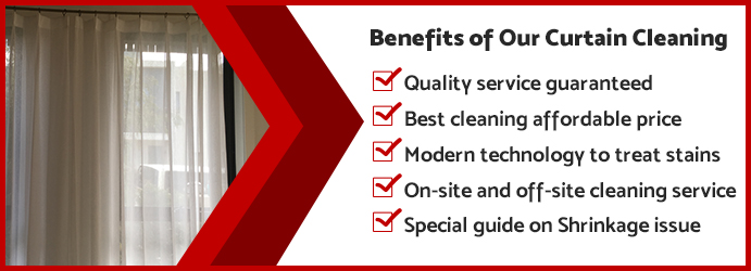 Benefits of Curtain Cleaning in Geelong