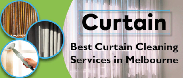 Curtain Cleaning Melbourne Banner