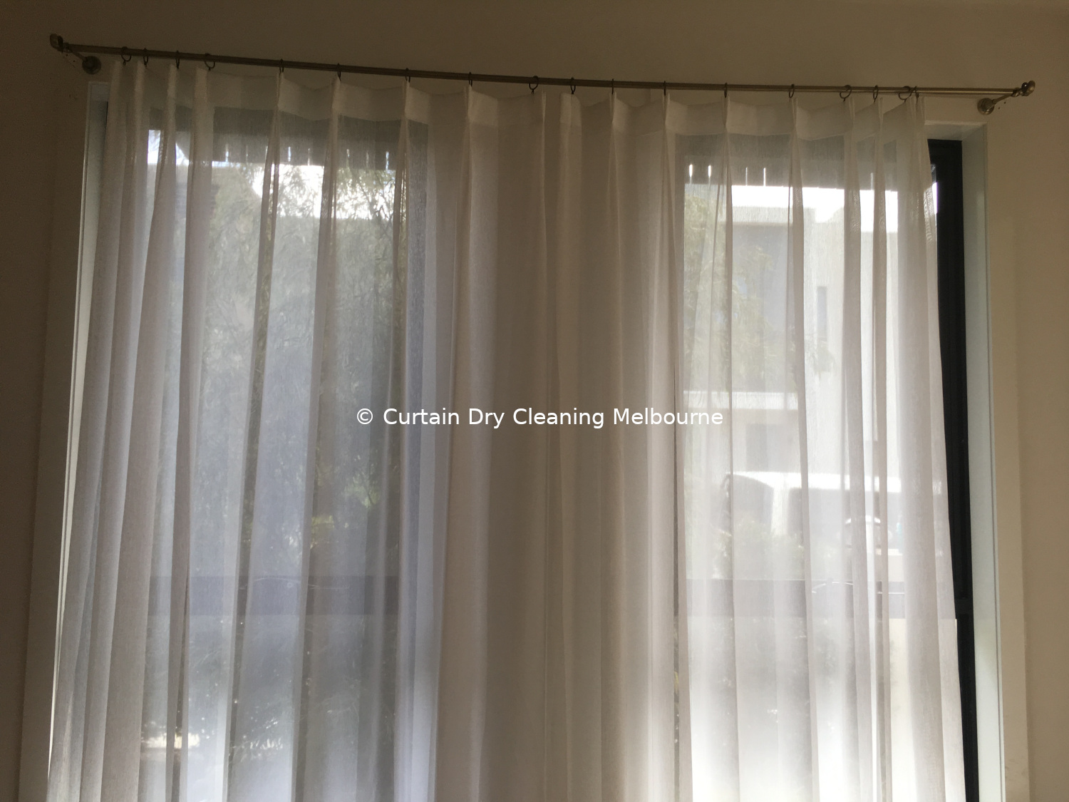 Curtain Cleaning Gallery