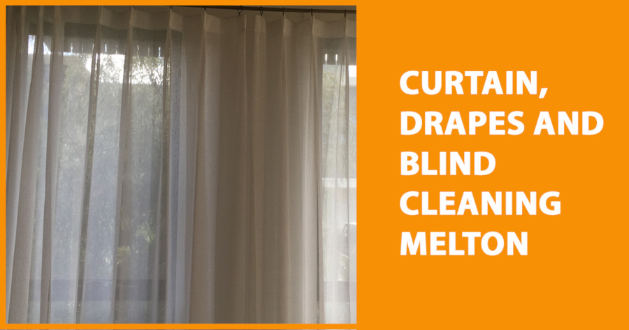 Curtain Drapes Blind Cleaning Melton