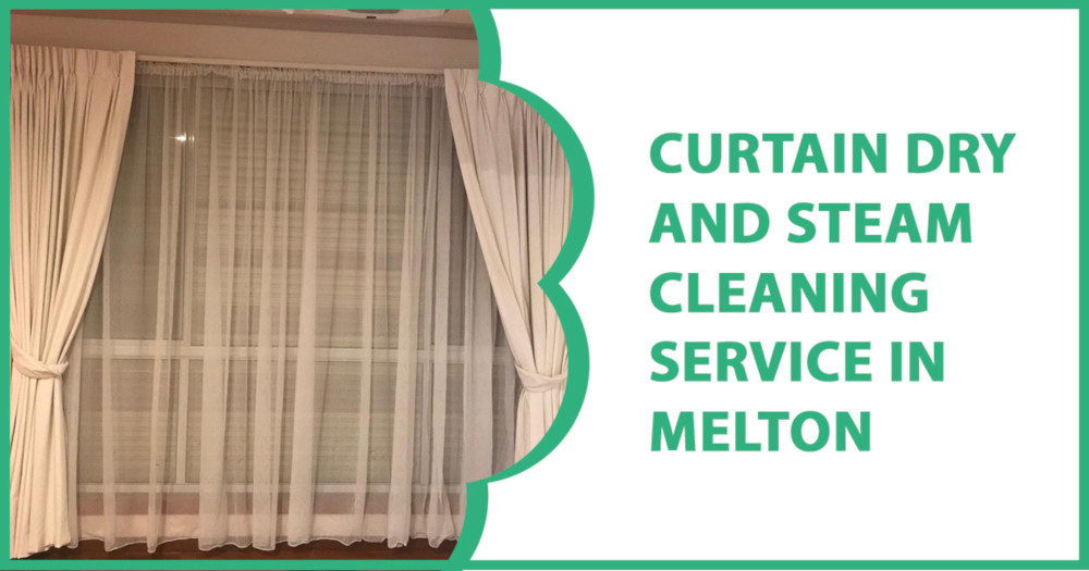 Curtain Steam and dry Cleaning Melton