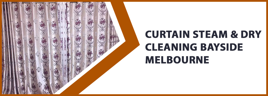 curtain steam dry cleaning bayside melbourne