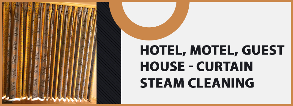 Hotel Motel Guest House Curtain Cleaning Melbourne