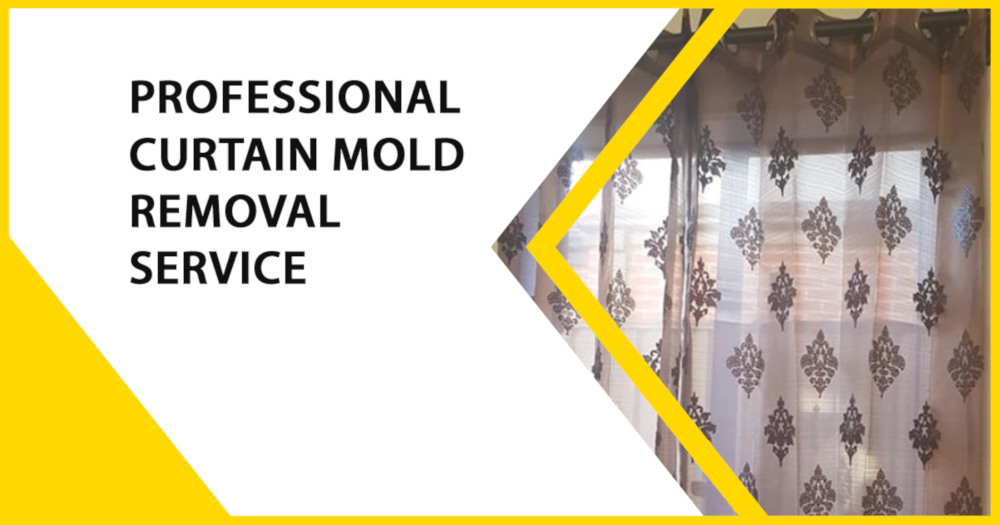 Professional Curtain Mold Removal Melbourne